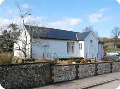 East Dean Village Hall, West Sussex